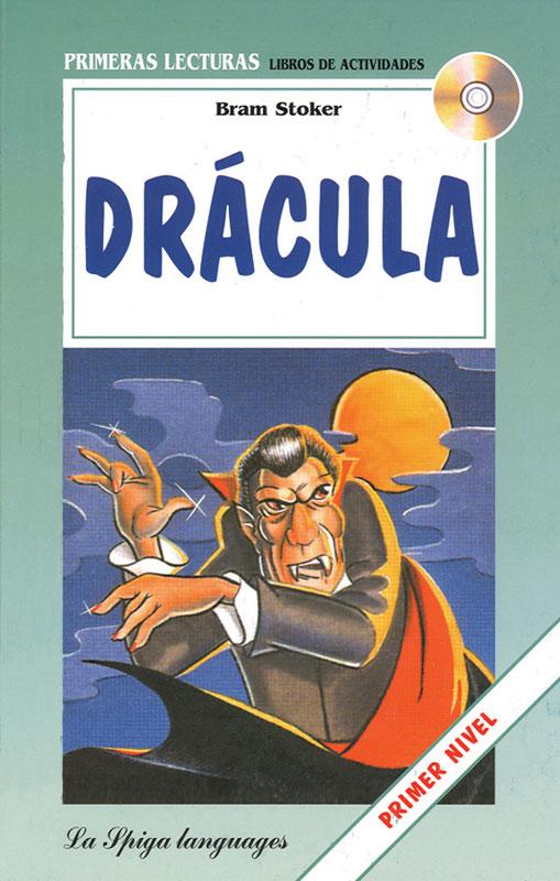 Drácula Spanish Reader + Audio CD Primer Nivel