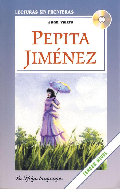 Pepita Jimènez Spanish Reader + Audio CD Tercer Nivel