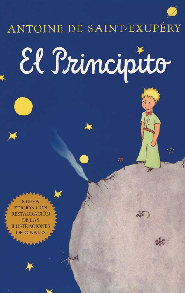 Little Prince Spanish Book