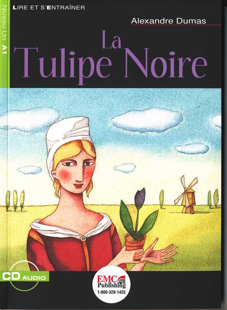 La Tulipe Noire Reader & CD