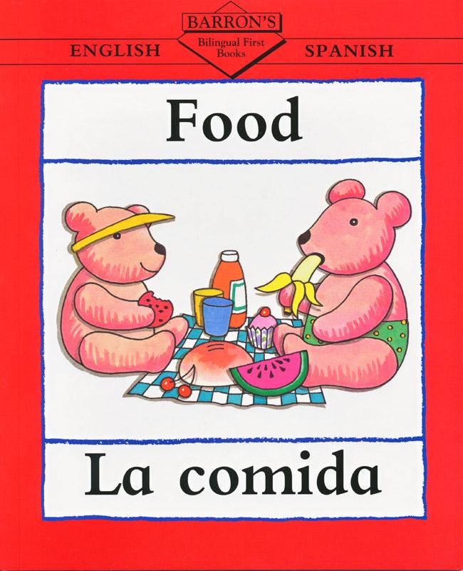 Barrons Spanish Food Book