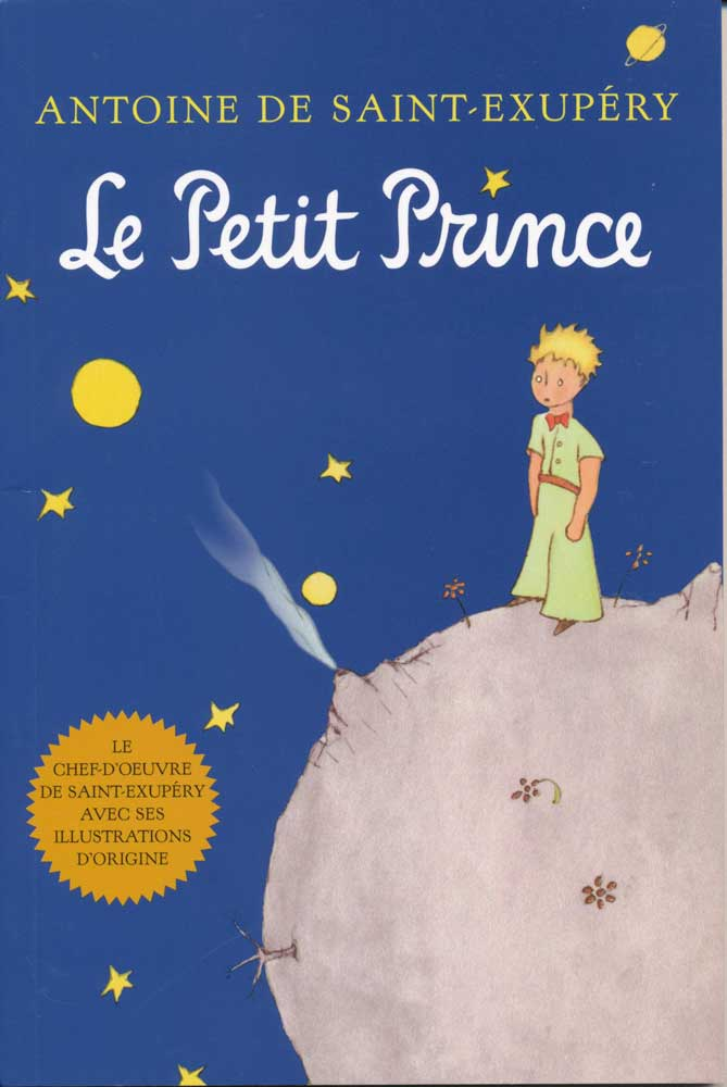 Le Petit Prince French Reader