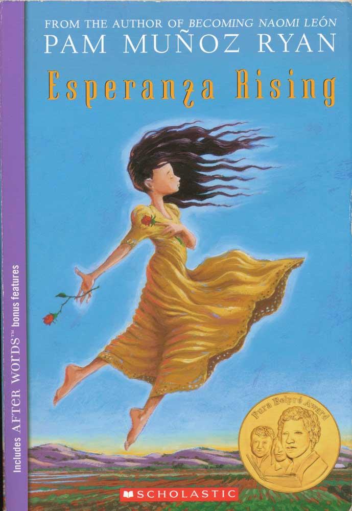 Esperanza Rising English Book