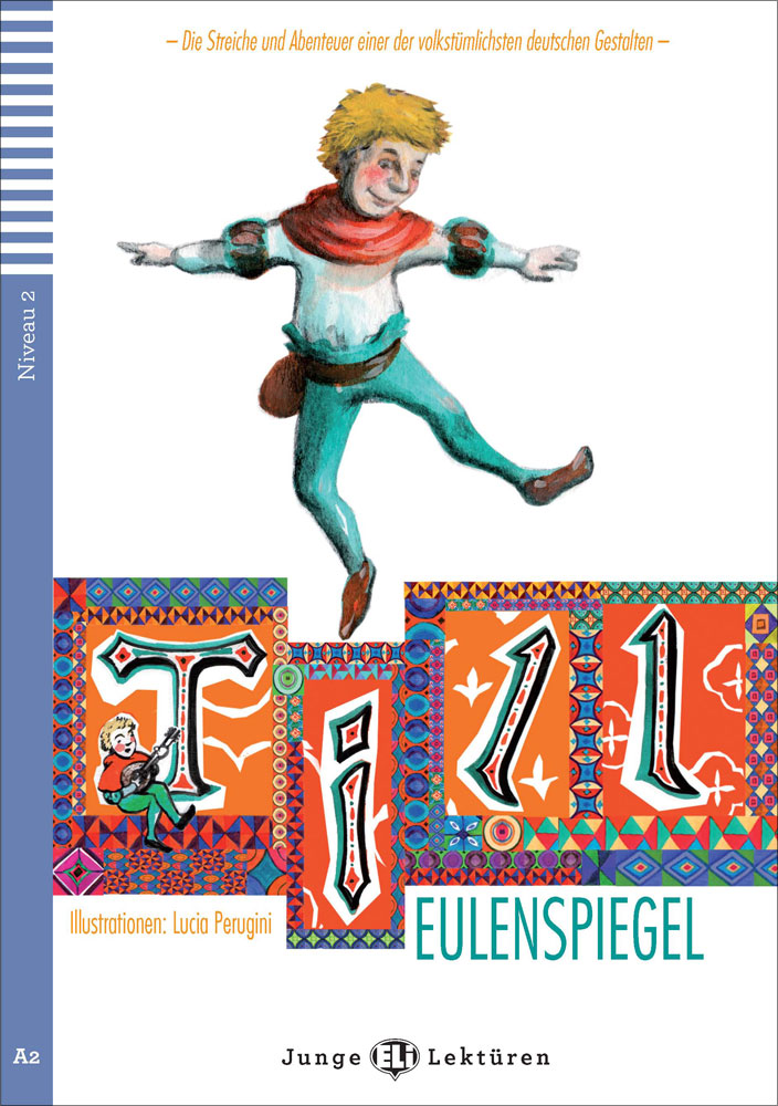 Till Eulenspiegel German Reader + Audio CD Junge Lektüren Niveau 2