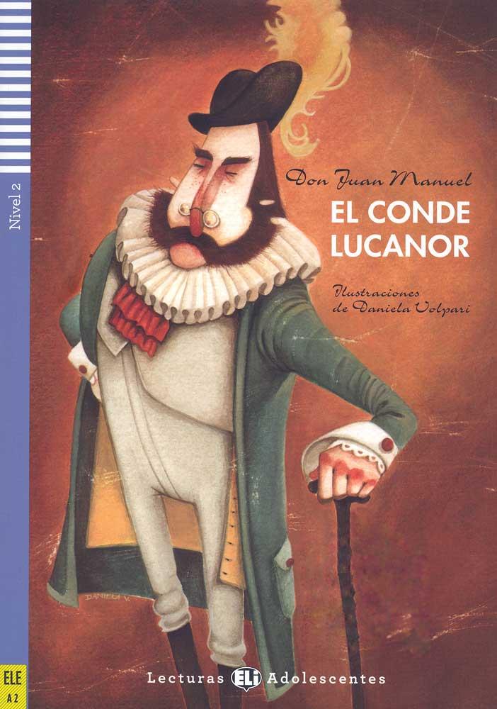 El conde Lucanor Spanish Reader & CD Adolescentes Series