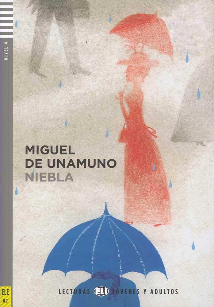 Niebla Spanish Reader & CD Lecturas Jóvenes y Adultos Nivel 4
