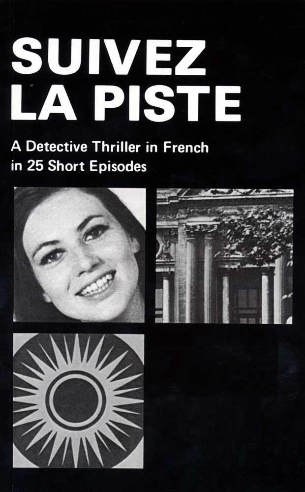 Suivez la piste 25 French Mini Dramas Book