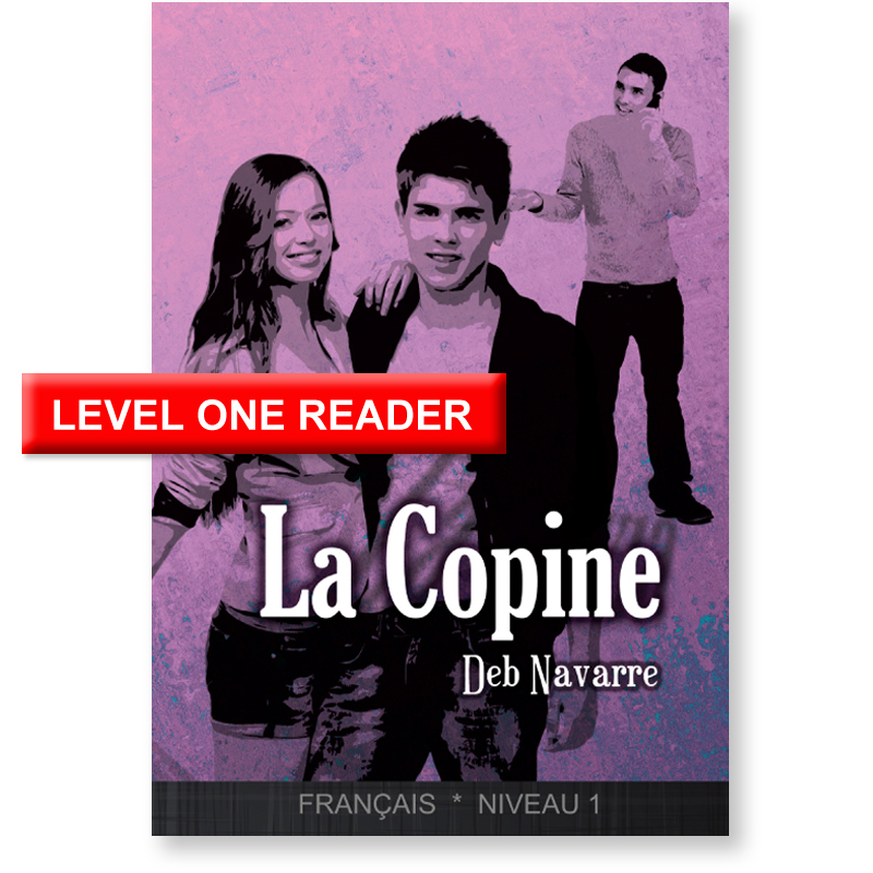 La Copine Level 1 French Reader