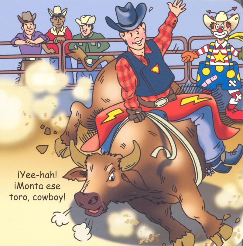 Buenas noches Texas Spanish Storybook