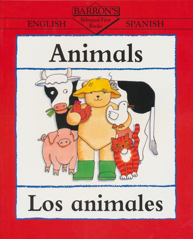 Animals Spanish Book