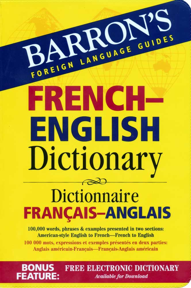 Barron's French/English Dictionary