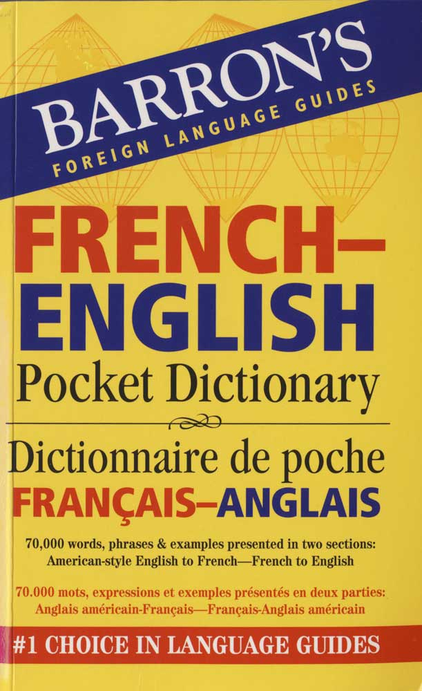 Barron's French/English Pocket Dictionary
