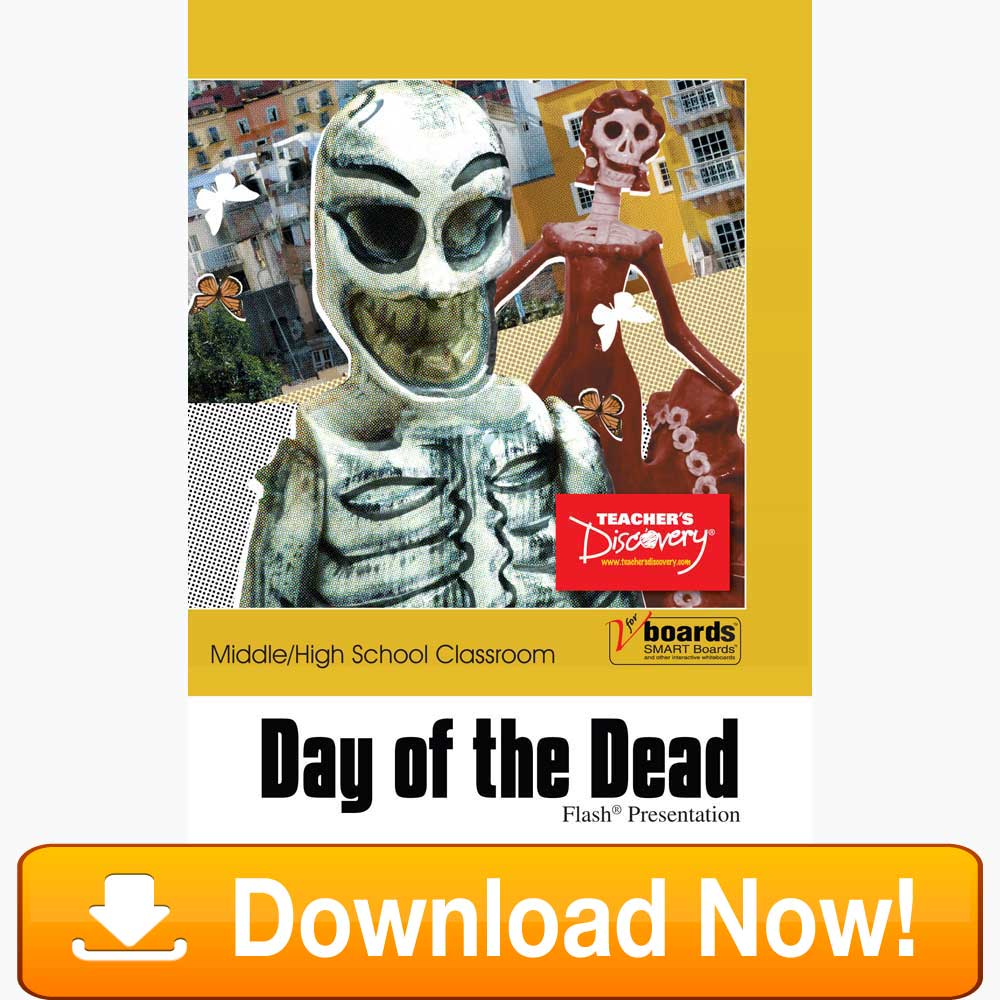 Day of the Dead Adobe Flash on Presentation Download