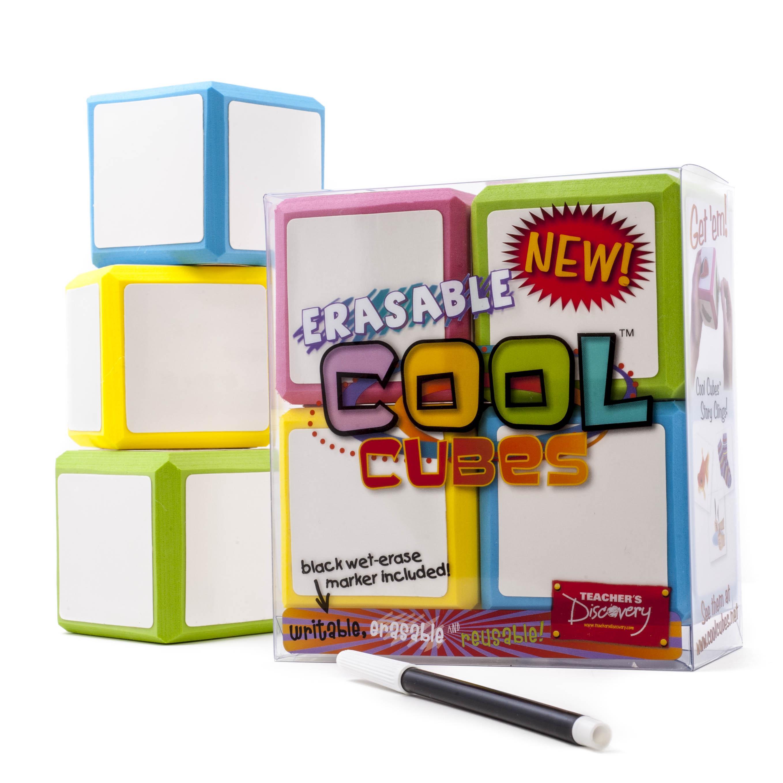 Erasable cool cubes 1 set manipulatives teacher 39 s for Farcical part of speech