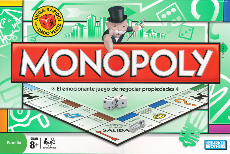 Spanish Monopoly Game