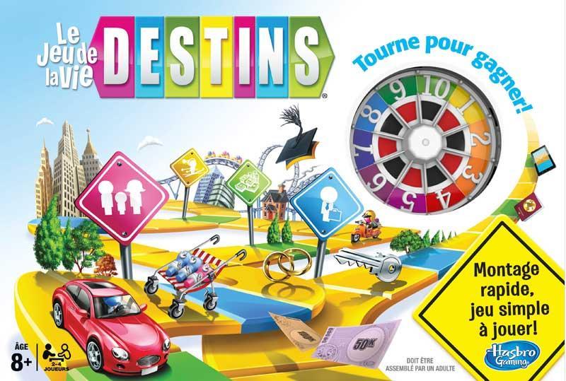 French Destins Game