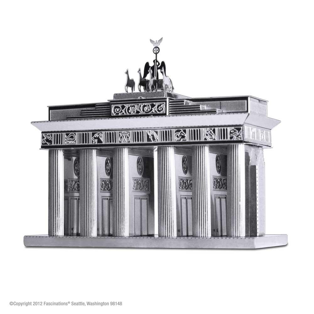Bradenburg Gate 3D Model