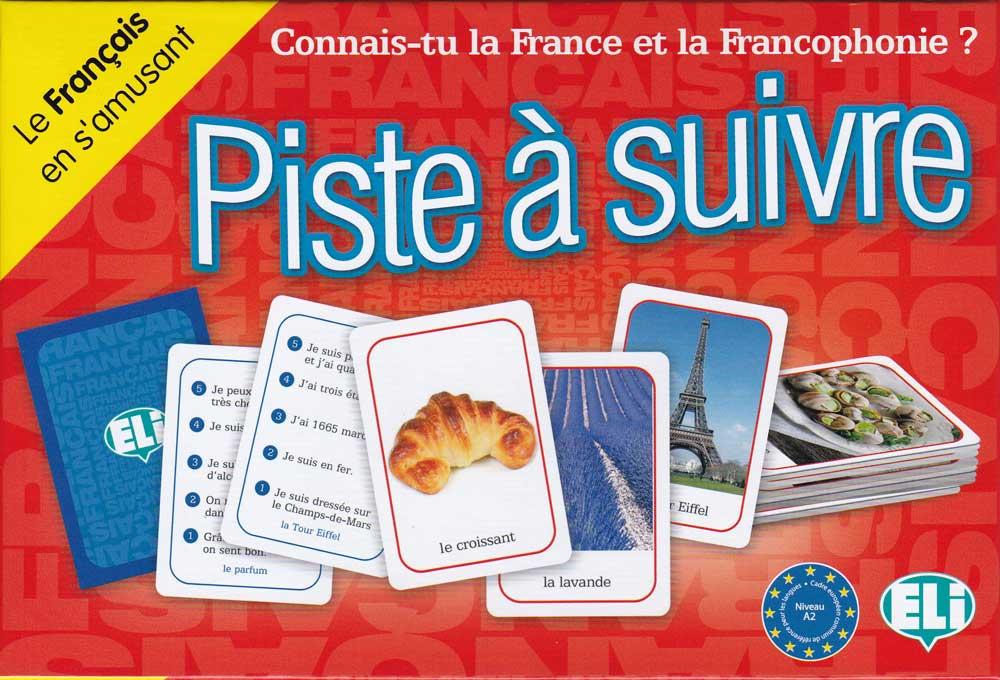 Piste à suivre French Game