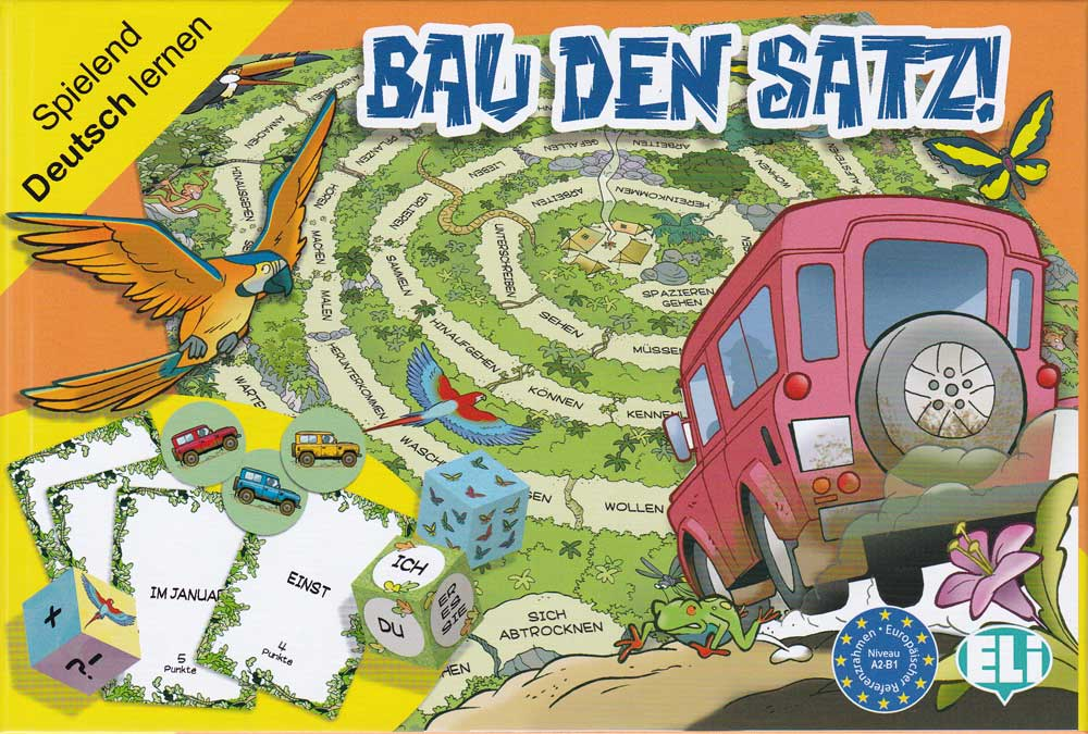 Bau Den Satz! German Game