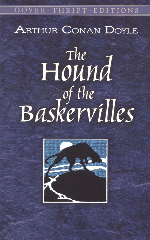 The Hound of the Baskervilles Paperback Book (1090L)