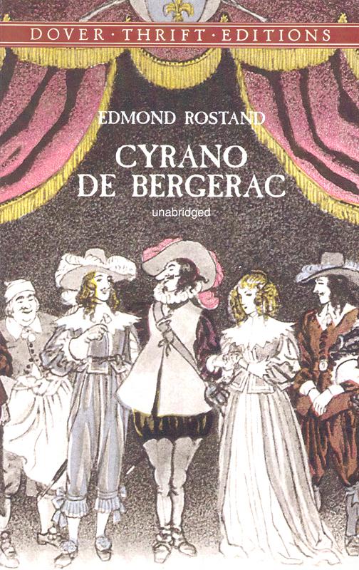Cyrano De Bergerac Paperback Book (NP)
