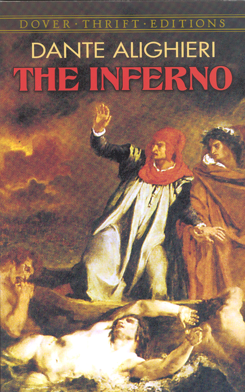 The Inferno Paperback Book (1120L)
