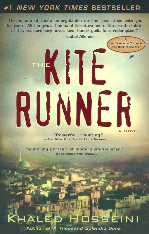The Kite Runner Paperback Book (840L)