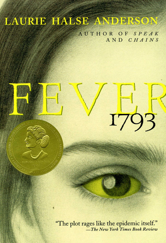 Fever 1793 Paperback Book (580L)