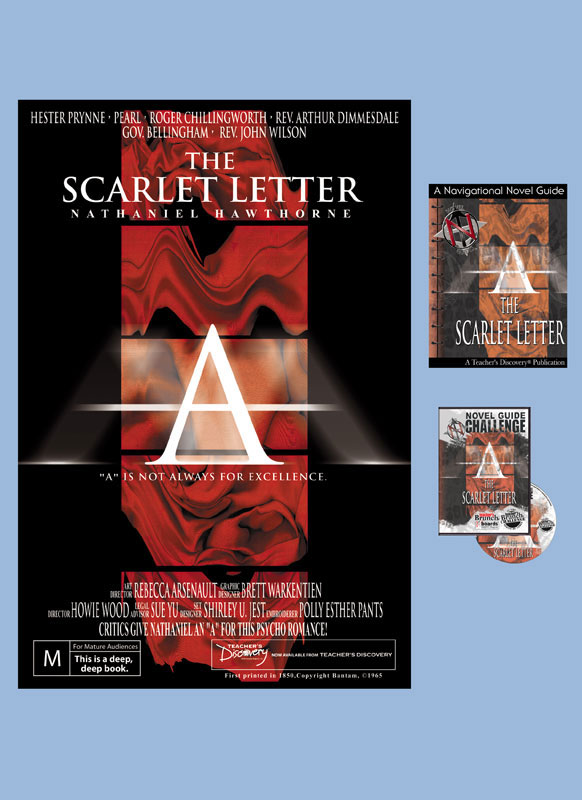a review of the movie based on hawthornes the scarlet letter Scarlet letter, the (united states, 1995) a movie review by james berardinelli   re-interpretation of nathaniel hawthorne's classic, the scarlet letter literary   while moore has acted effectively in contemporary films like st elmo's fire and.