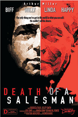 Death of a Salesman Movie Poster