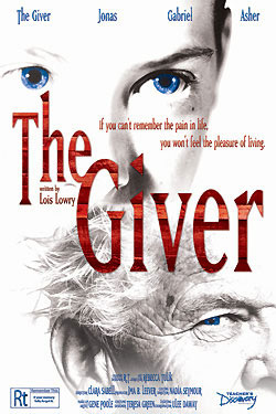 Giver Movie Poster