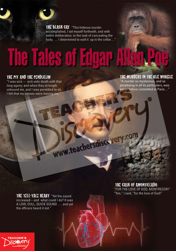 Poe Tales Poster