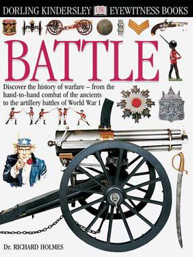 Battle Eyewitness Book