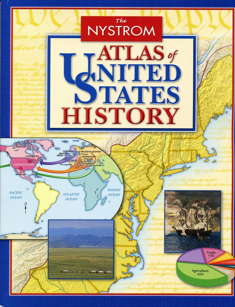 Nystrom's United States History Atlas