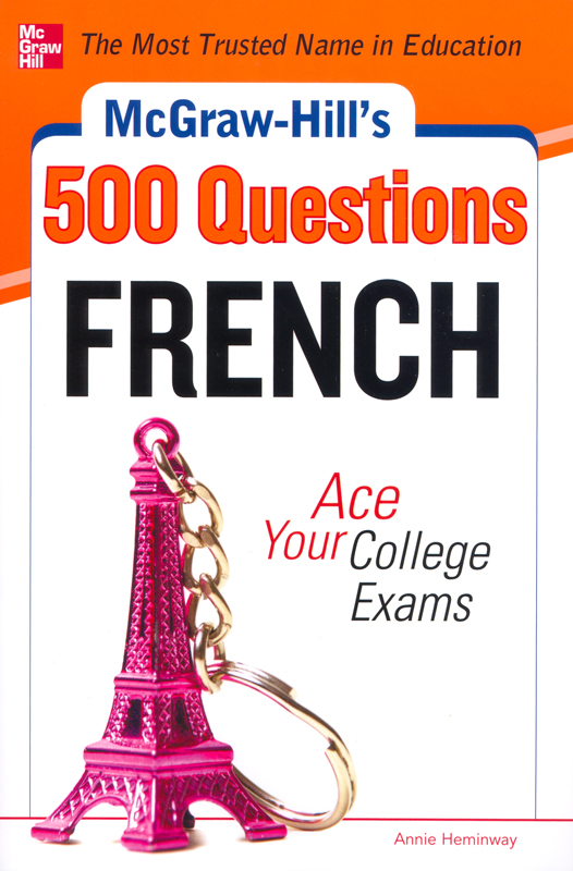 500 French Questions Book