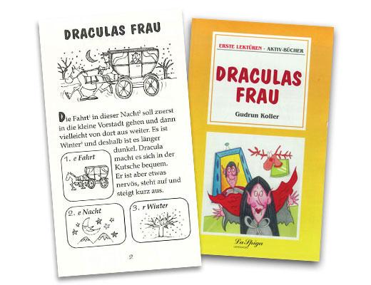 Draculas Frau Reader Erstes Niveau