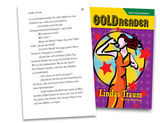 Linda's Traum German Reader