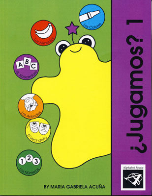 ¿Jugamos? 1 (Shall We Play?) Spanish Book