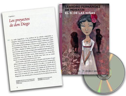 El sí de las Niñas  Reader + Audio CD Lecturas Jóvenes y Adultos Nivel 3