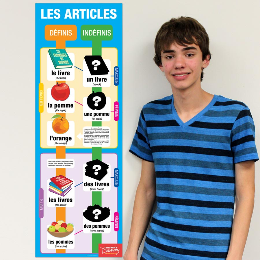 Articles Skinny Poster French