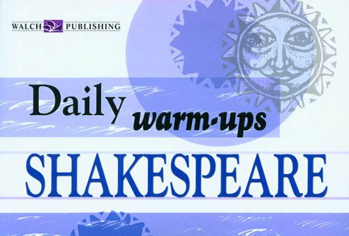 Daily Warm-Ups: Shakespeare II Activity Book