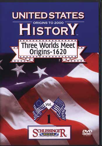 Three Worlds Meet (origins-1620) DVD
