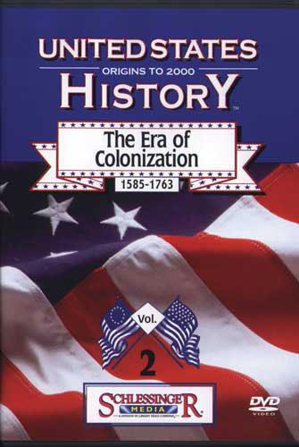 Era of Colonization DVD