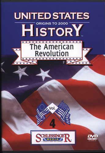 American Revolution DVD