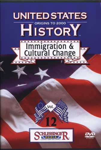 Immigration & Cultural Change DVD