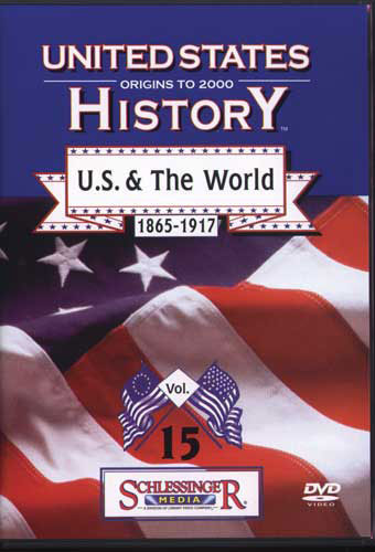 U.S. and the World DVD