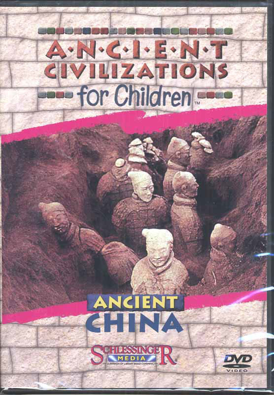 Ancient China DVD