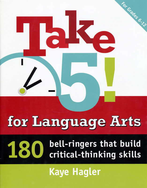 Take 5! For Language Arts