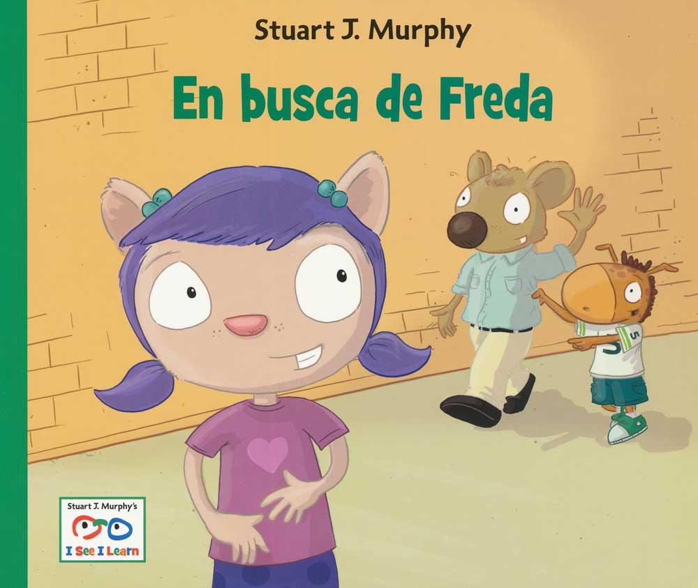 En busca de Freda Spanish Storybook