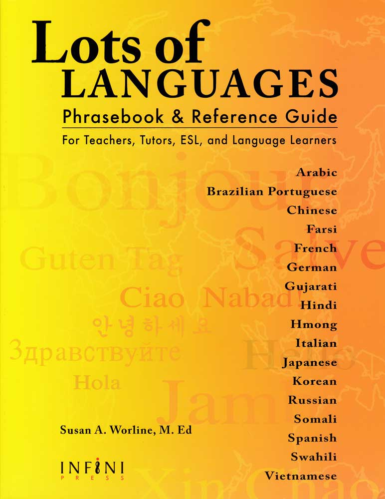 Lots of Languages Book